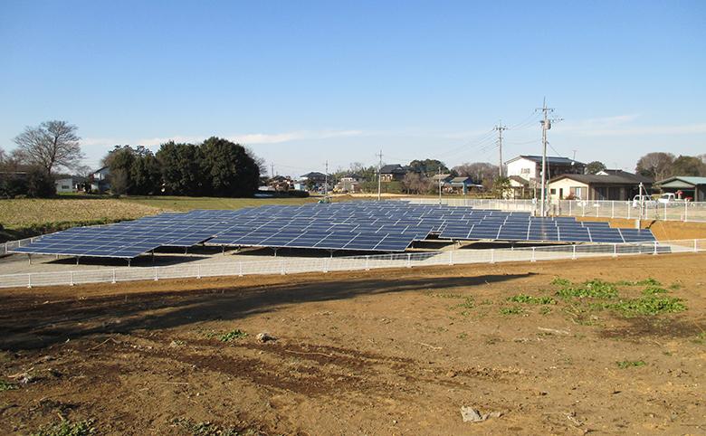 八千代太陽光発電所